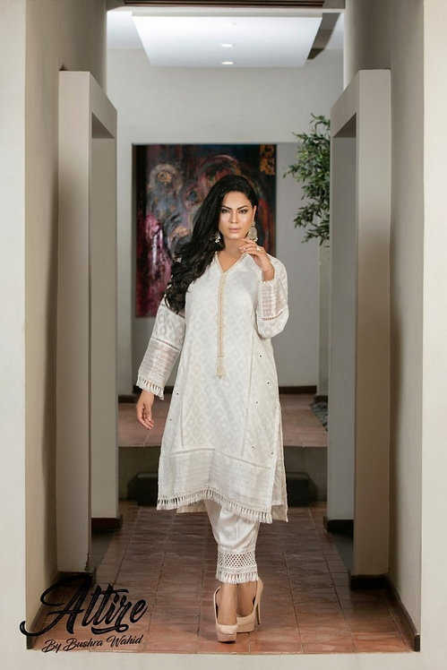 Zeal - Attire By Bushra Wahid