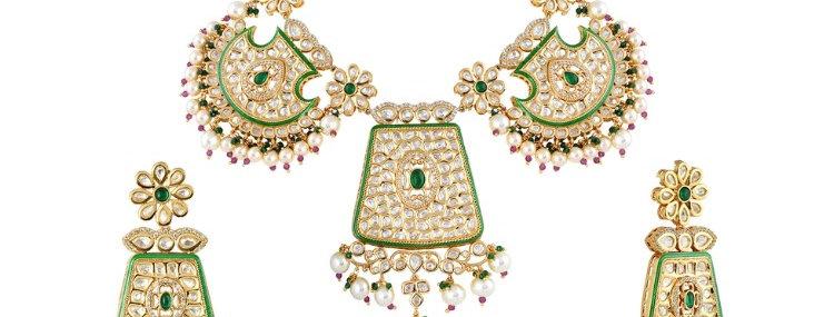 Kaylani Necklace Set