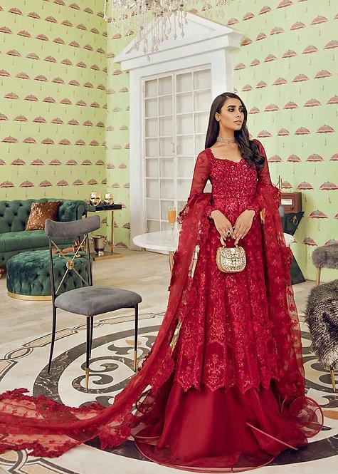 Red Rohma Kalidaar 2 - Zainab Salman