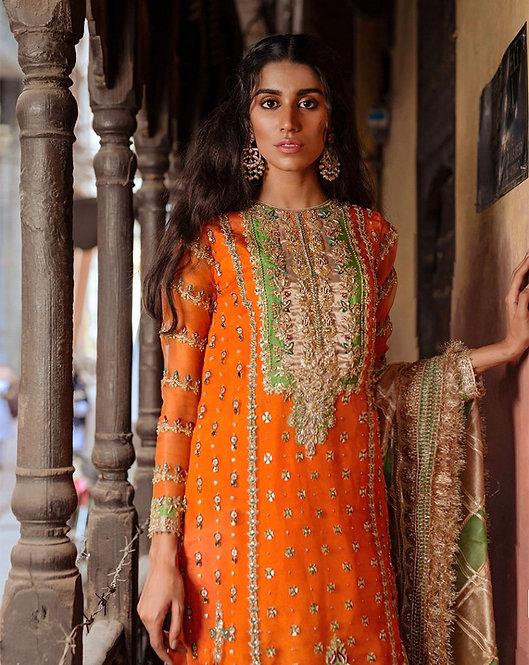 Narangi - Faiza Saqlain