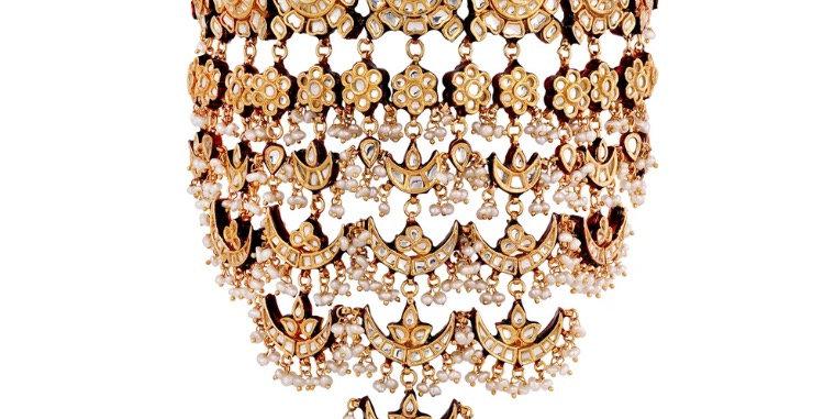 Everly Kundan Necklace Set