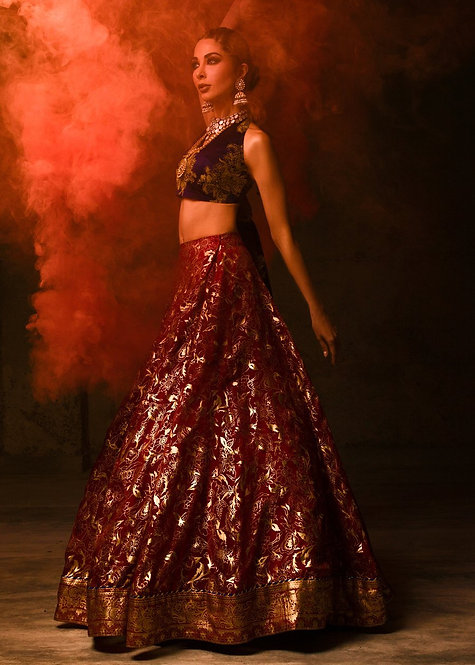 Deep Red - HSY