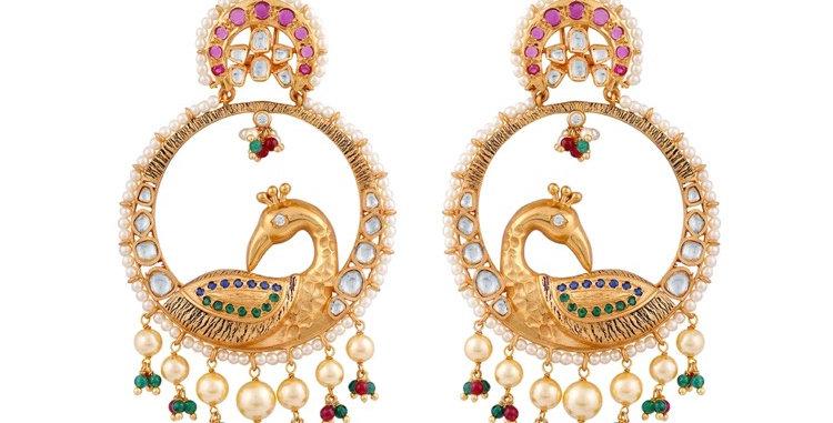 Adelaide Peacock Chaandbaali