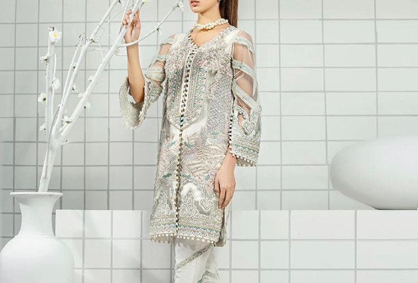 White Bird Jacket - Erum Khan