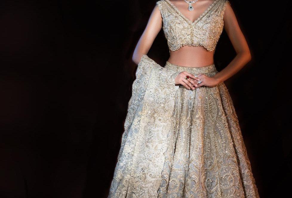 Beige Rose Bridal - Zain Hashmi