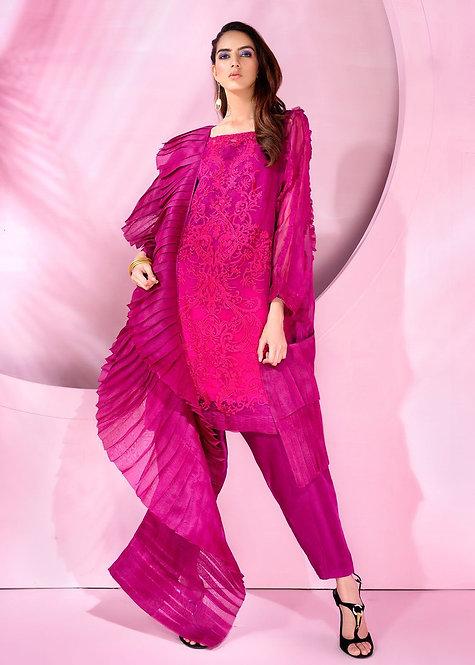 Magenta Balliage - Sara Rohale Asghar