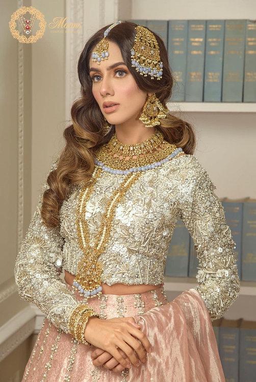 Retaaj Bridal Set - Moons Couture