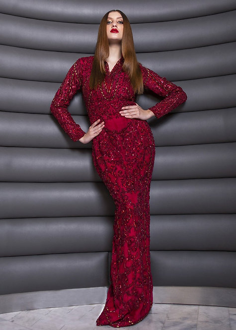 Hollywood Gown - HSY