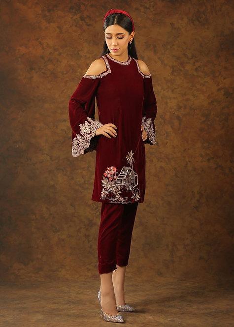Parkha - Zainab Salman