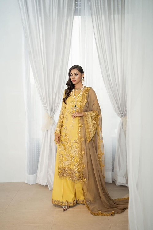 Jaune - Saira Rizwan