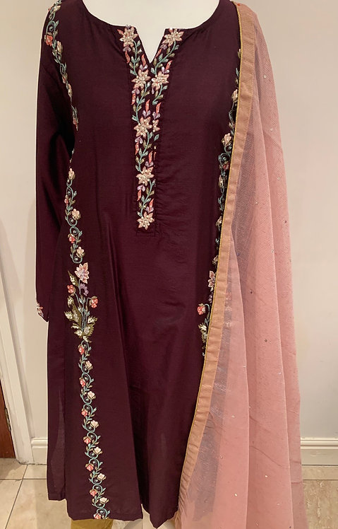 Attire By Bushra Wahid - Sale