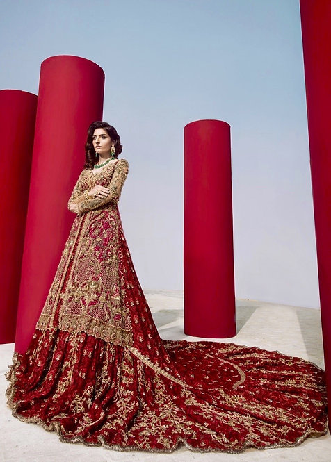 Red Desire - Shiza Hassan