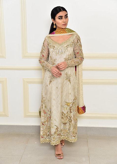 Ivory Gold - Sadaf Fawad Khan
