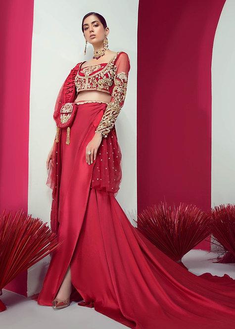 Scarlet - Shiza Hassan