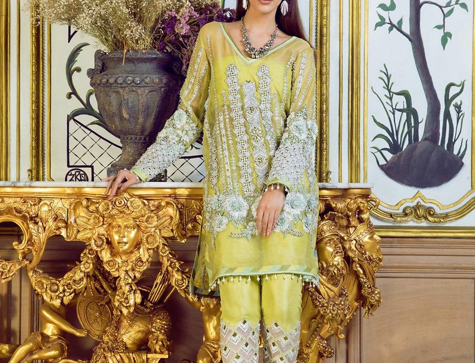 Lime Green - Erum Khan