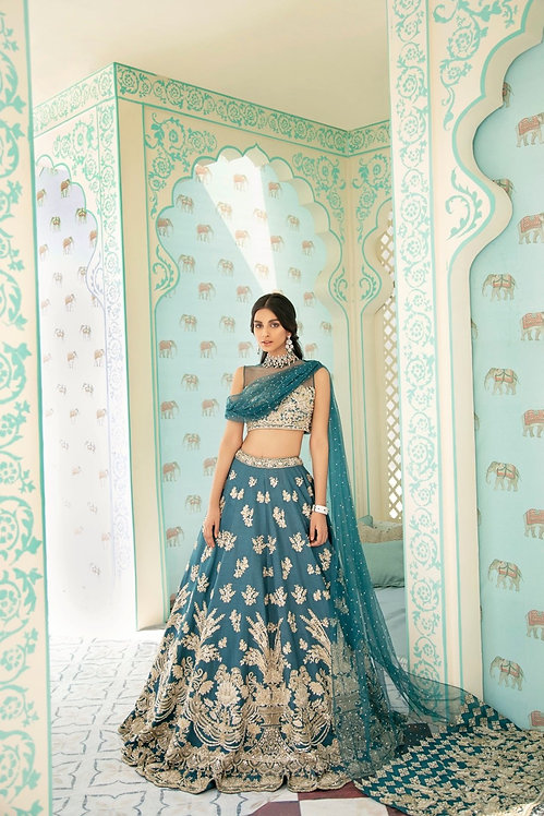Tiffany - Suffuse By Sana Yasir