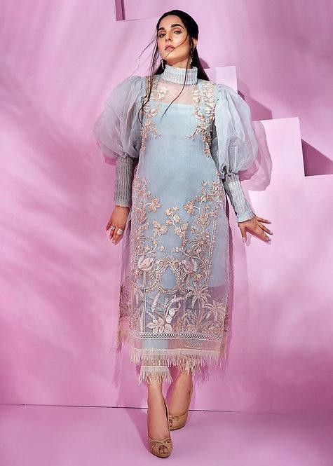 Blue Palm - Sara Rohale Asghar