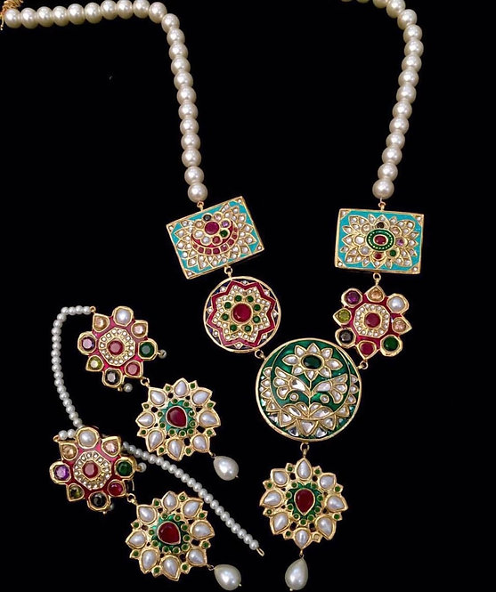 Necklace Set - Moons Couture