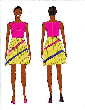 Boatneck Pleated Dress.jpg
