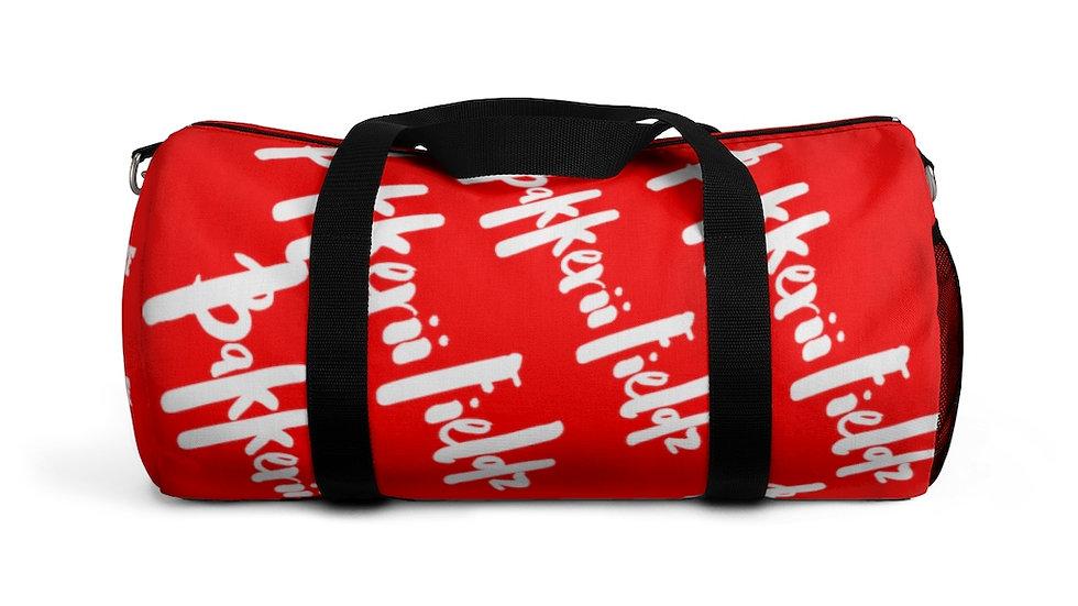 Duffel Bag Rojo