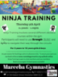 Ninja Training Easter 2020.png
