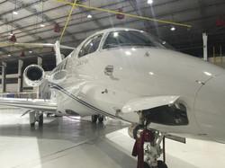 Delivery Embraer 450