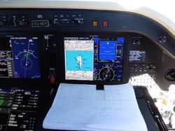 Delivery Check Cockpit