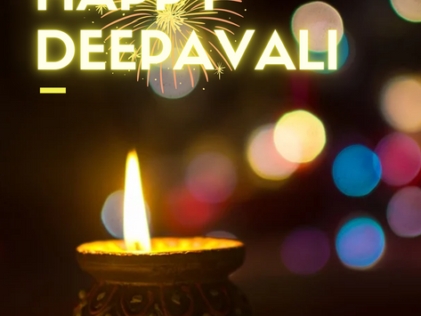 Royal Greyhound wishes all a Happy Deepavali!