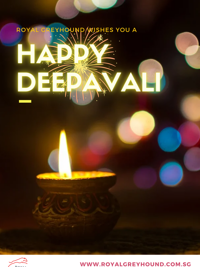 Happy Deepavali to all!