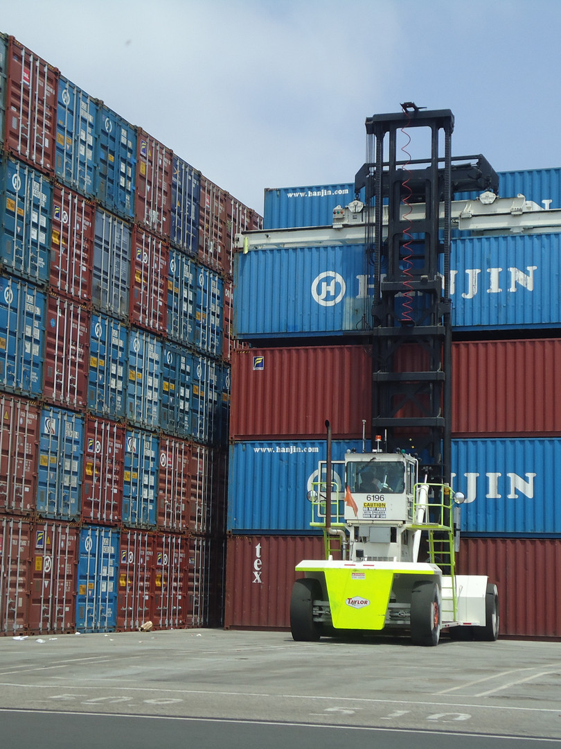 Hyster Forklift Operations