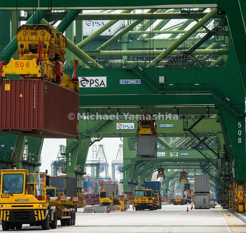 Wharf Operations