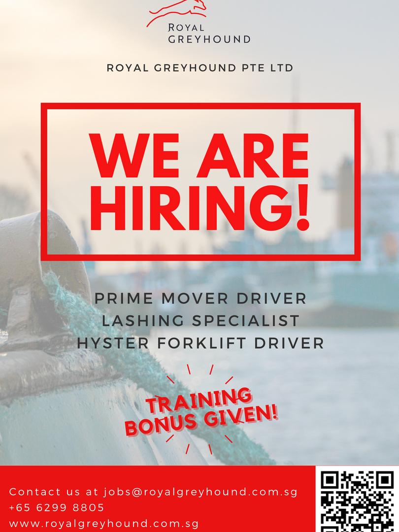 Training Bonus! Till 31 Dec 2020