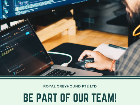 BE PART OF OUR TEAM!