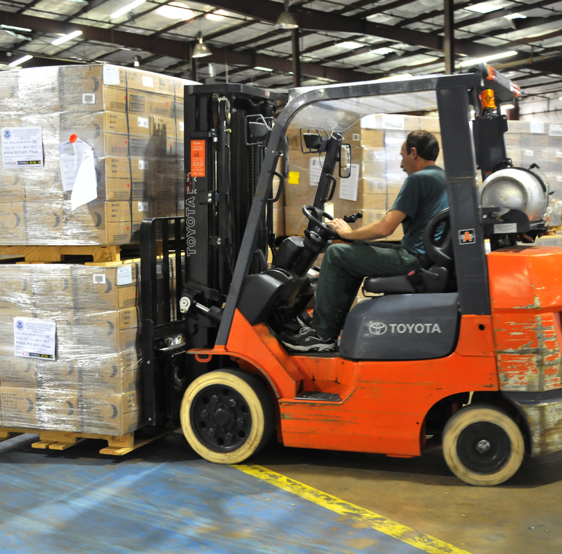 Forklift Operations