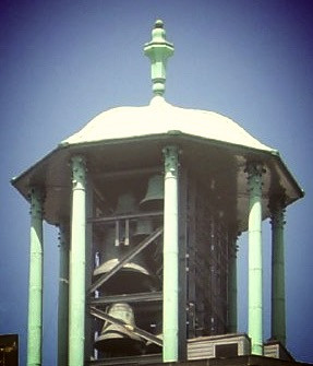 A new website for Bournville Carillon