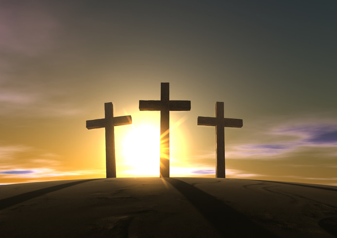 Music for meditation on Good Friday