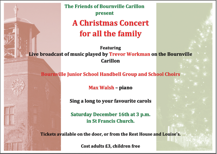Family Concert - Saturday 16 December 2017 at 3:00 pm                                         St. Fr