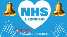 'Clappers for Carers'!