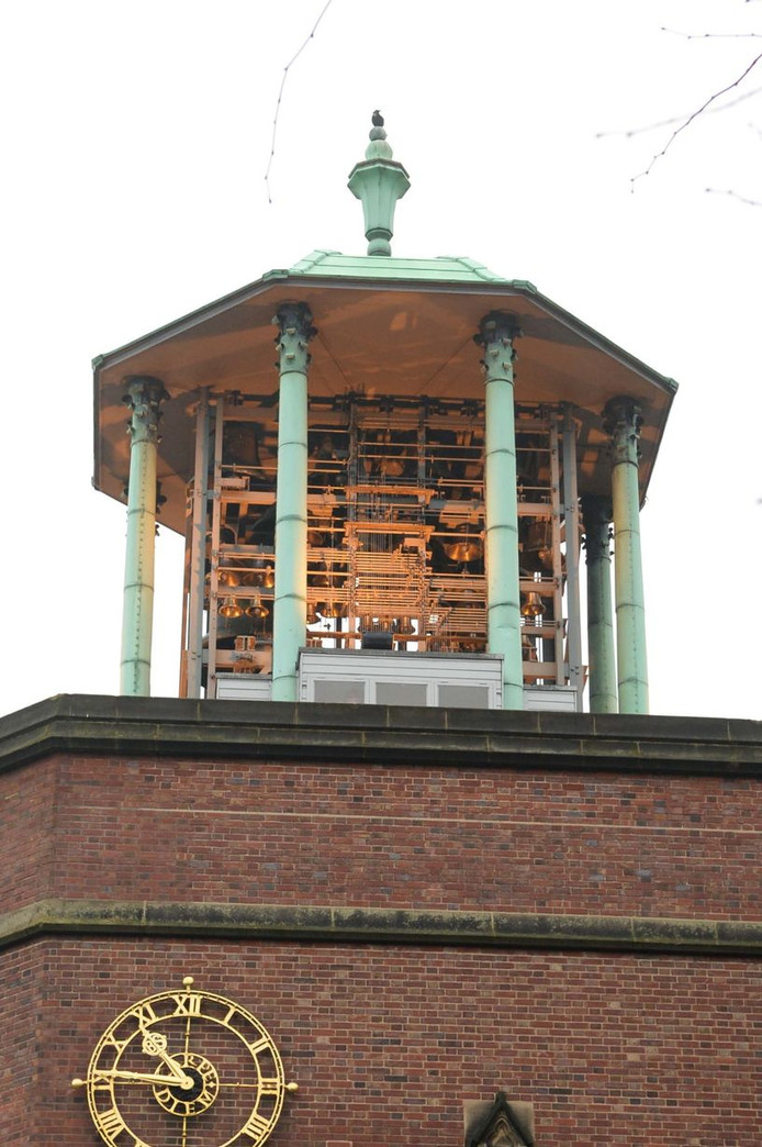 British Carillon Society visit Bournville