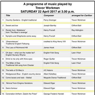 Celebrating Elgar: Recital by Trevor Workman