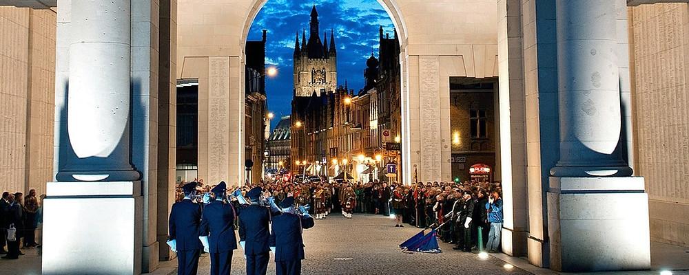 Menin Gate, Ypres