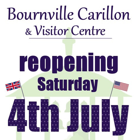 Visitor Centre Reopening on 4th July