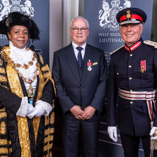 Bournville's Carillonneur honoured by the Queen