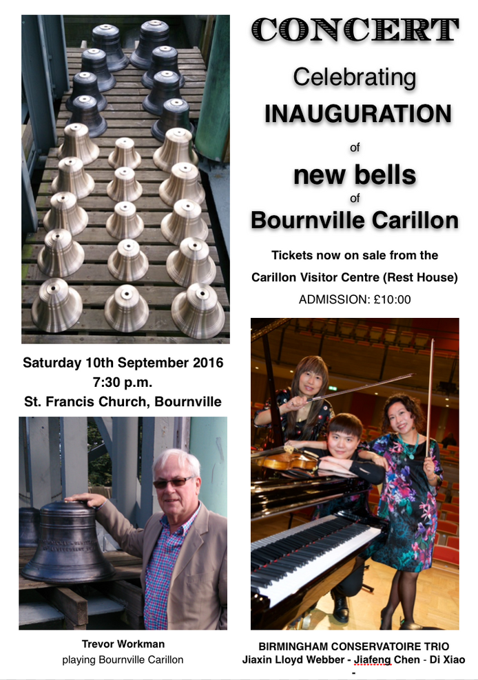 Celebration Concert for Inauguration of New Bells