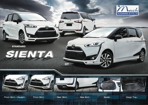 Toyota Sienta '16