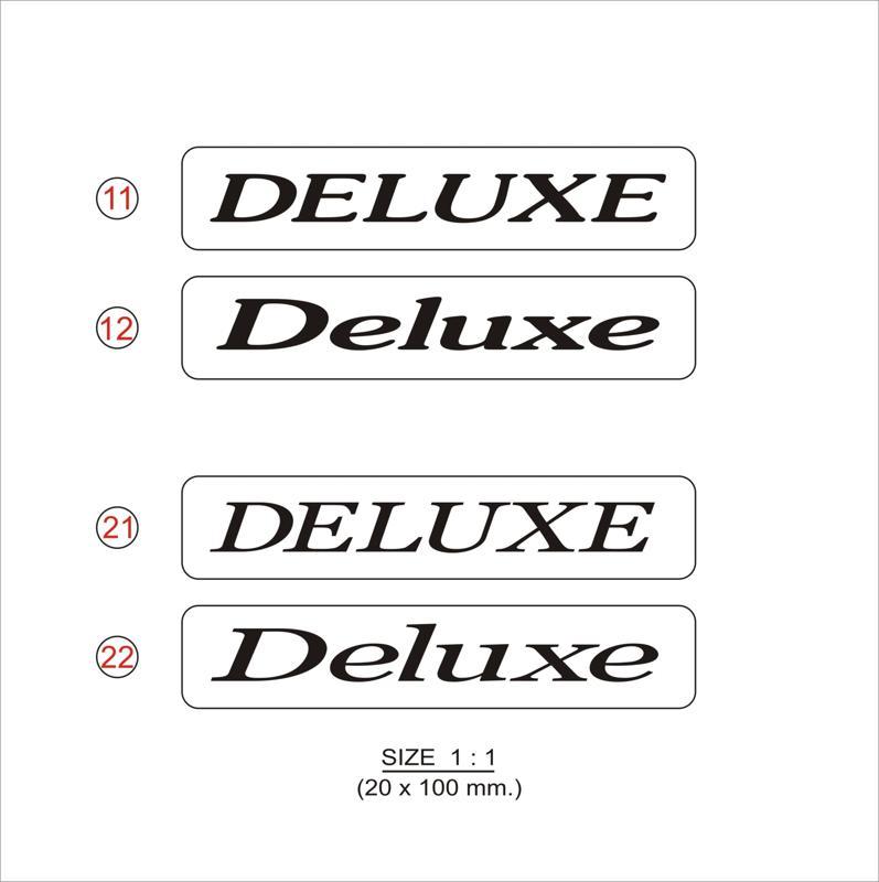 Emblem - Deluxe