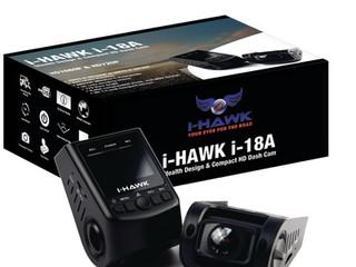 Introducing i-Hawk Stealth Dash Cam