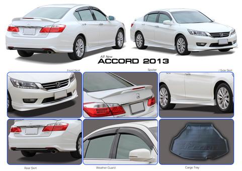 Honda Accord ' 14