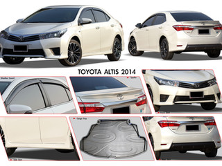 Aftermarket Body Kits, Weather Guards & Cargo Tray