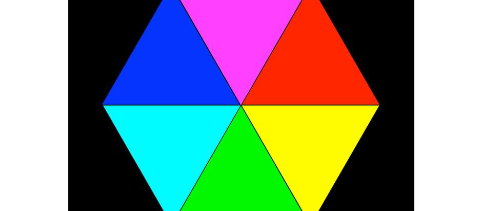 Chromotest en 6 couleurs